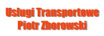 Usługi Transportowe Piotr Zborowski