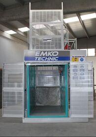 Stock site Emko Technic