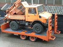 Stock site De Schermer Trucks and Machinery