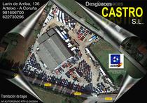 Stock site Desguaces Castro, S.L.