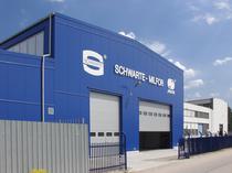 Stock site Schwarte Group Sp. z o.o.