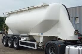 new cement tank trailer