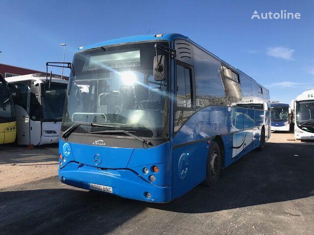 MERCEDES-BENZ O404 coach bus