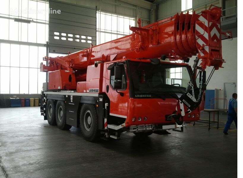 LTM 1055-3.2 on chassis LIEBHERR LTM 1055-3.2 mobile crane