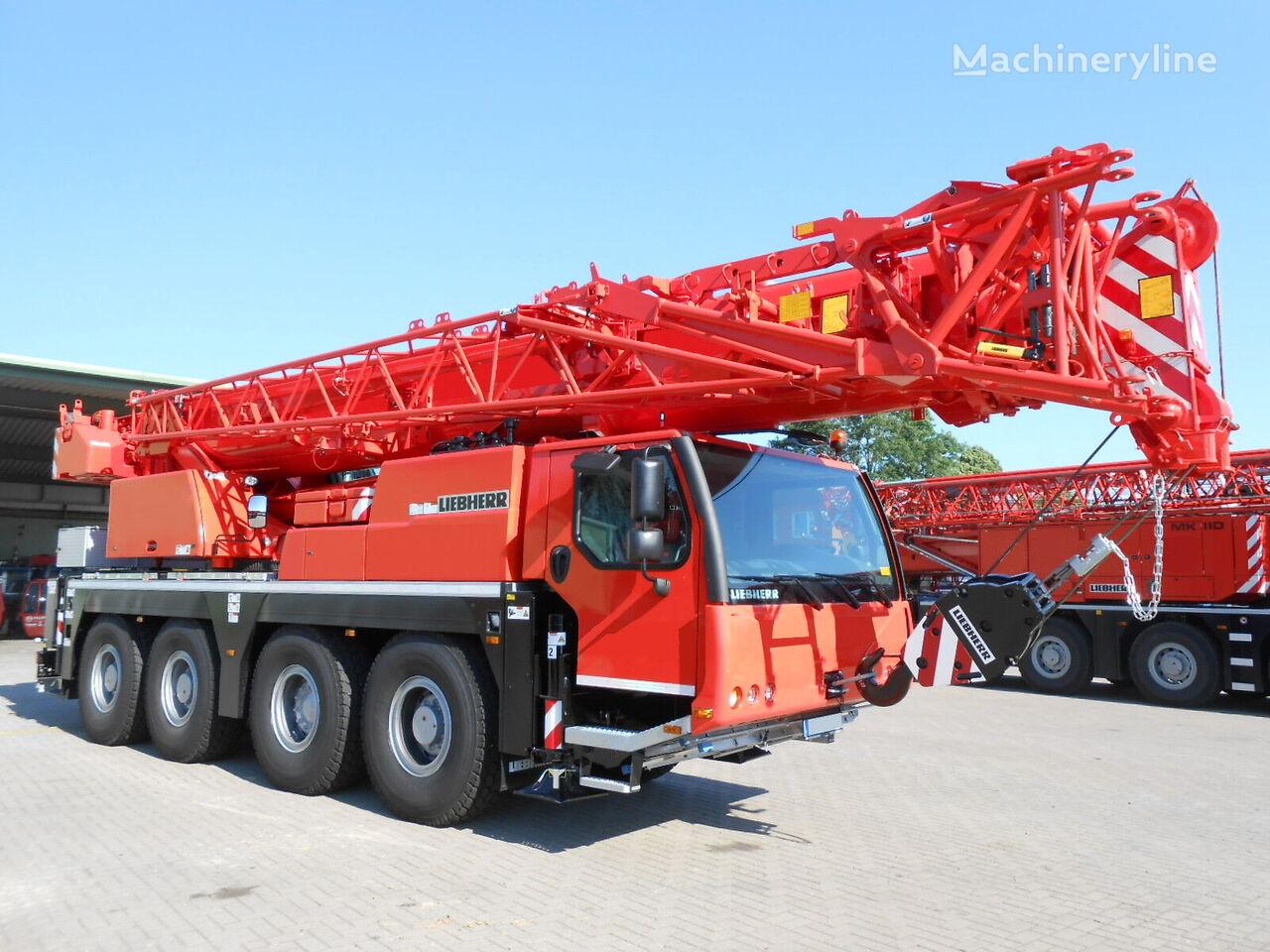 LTM 1070-4.2 on chassis LIEBHERR LTM 1070-4.2 mobile crane