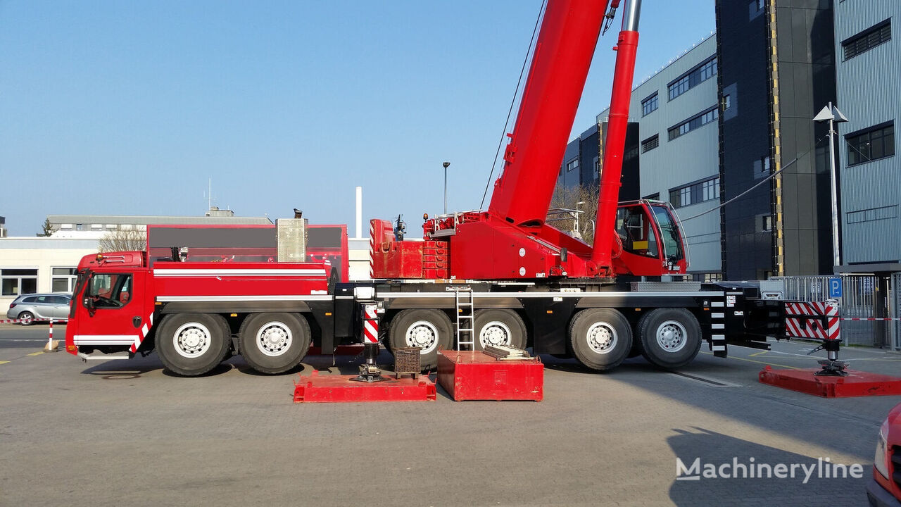 LTM 1300-6.2 on chassis LIEBHERR LTM 1300-6.2 mobile crane