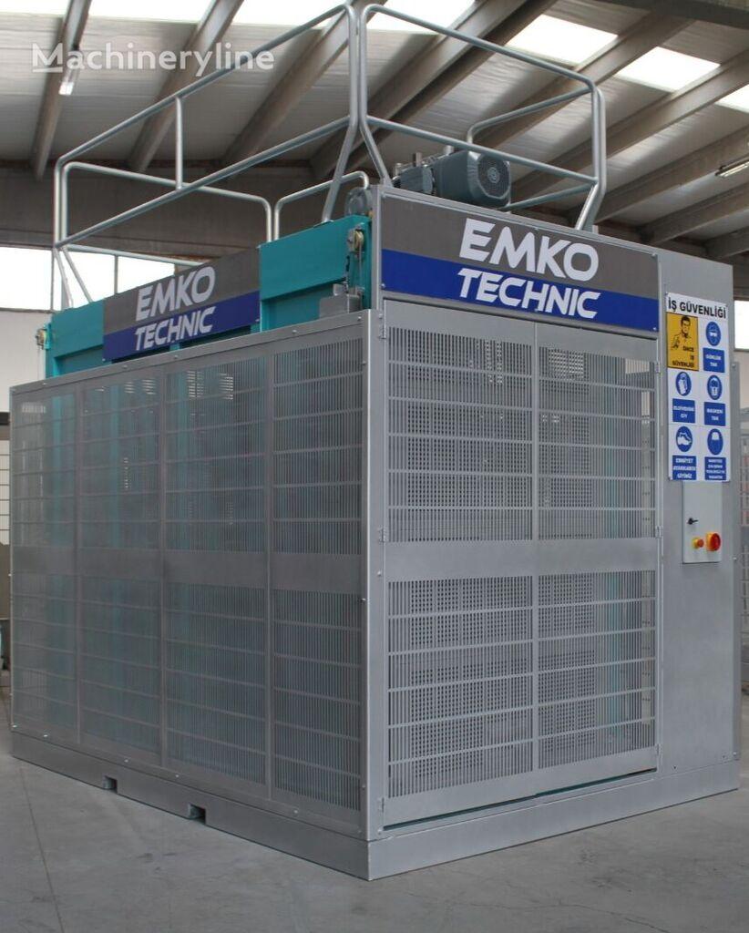 new EMKO TECHNIC EMK-2000 suspended platform
