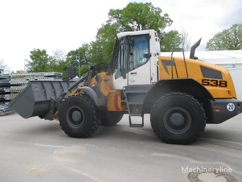 LIEBHERR L 538P wheel loader