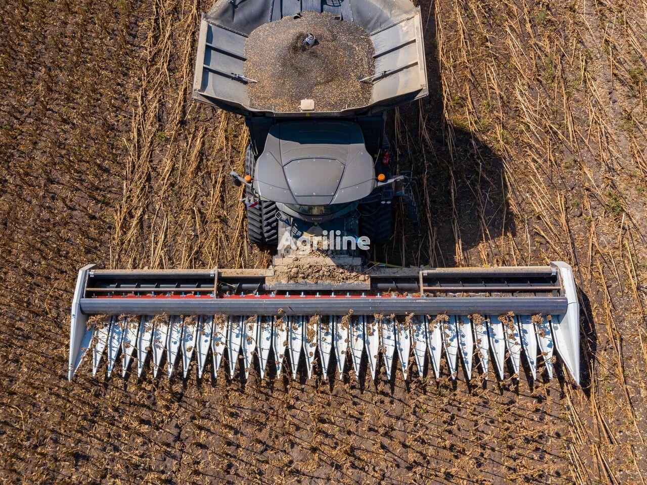 new CLAAS Sunspeed 16-70 sunflower header