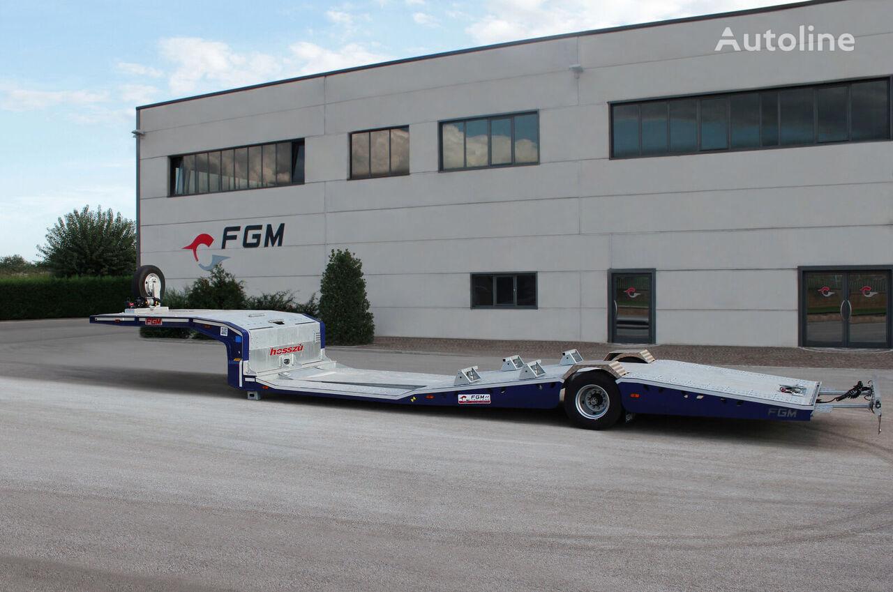 new FGM 19 car transporter semi-trailer