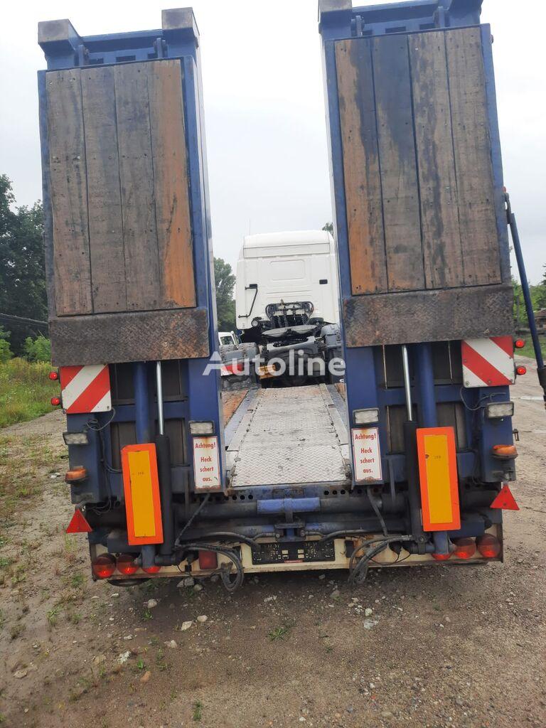 LANGENDORF low bed semi-trailer