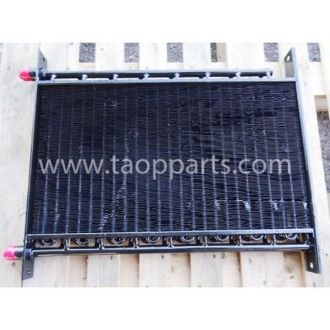 engine oil cooler for KOMATSU HD465-5 construction equipment