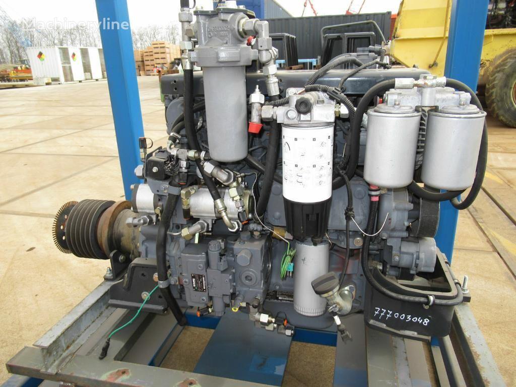 new DEUTZ-FAHR TCD2012 L04 2V engine for excavator