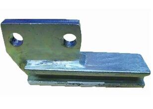Guía del cilindro grúa  PALFINGER HXE 1067A fasteners for loader crane