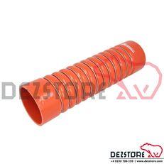 radiator intercooler (1378391) hose for DAF 95XF tractor unit