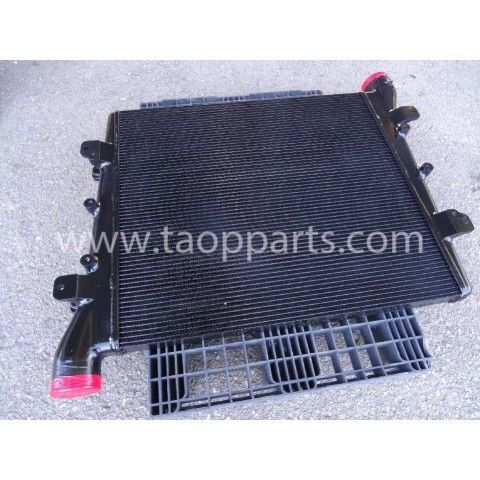 intercooler for KOMATSU HD465-5 construction equipment