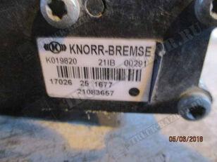 KNORR-BREMSE уровня пола (21083657) pneumatic crane for VOLVO tractor unit