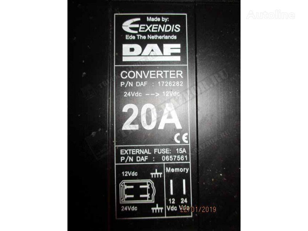 power inverter for DAF tractor unit
