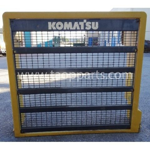 radiator grille for KOMATSU HD465-5 construction equipment