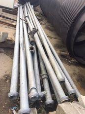 Rury do deszczowni, pipes 100mm, 14szt, 84m BAUER spare parts for irrigation machine