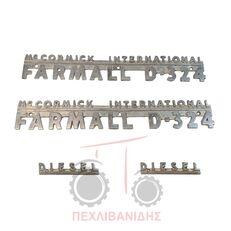 SEMA KAPO spare parts for INTERNATIONAL MCCORMICK FARMALL D-324 tractor