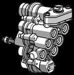 4-H KONTURNIY ZAHISTNIY KLAPAN   IVECO KNORR (AE4502, K011931) spare parts for IVECO STRALIS truck