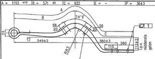 3155102802.05.082.13.89.0.05.082.13.96.0.3155103602 spare parts for KRONE semi-trailer