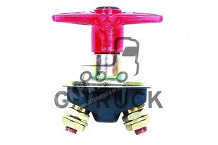 Battery master switch VIATEMIS HERTH+BUSS ELPARTS (#N/A) spare parts for truck