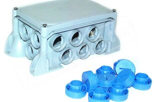 Junction box VIGNAL (06980) spare parts for truck