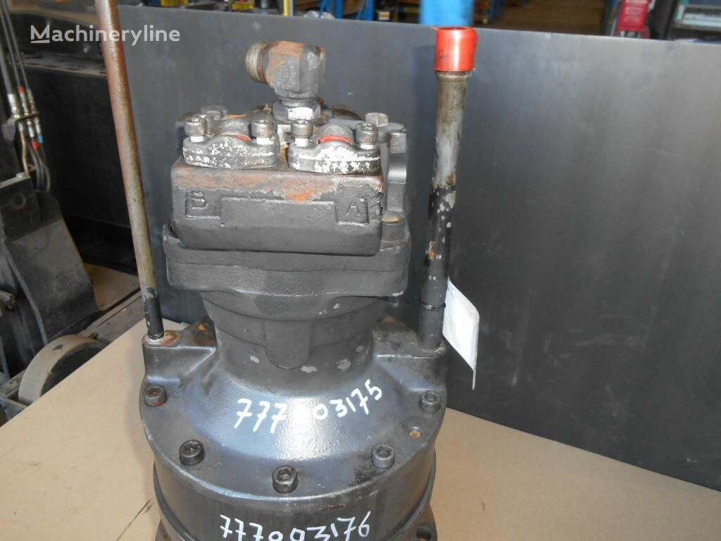 swing motor for DOOSAN DX140LCR-3 excavator