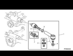 JOHN DEERE Przegub kulowy (AL209419) tie-rod end for JOHN DEERE 7530 Premium tractor