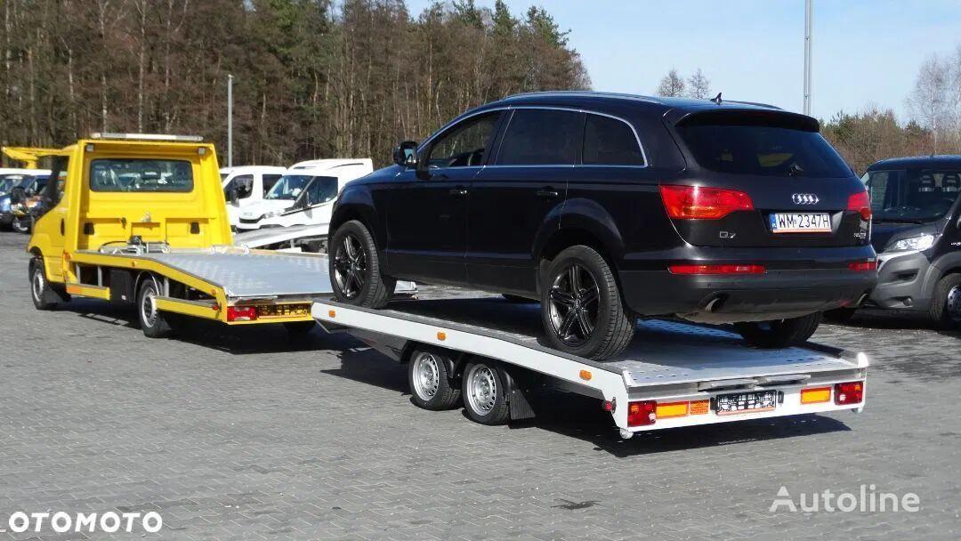 new Digicross P01-DG AL13 car transporter trailer