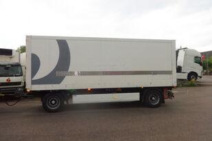 KRONE AZF 18 DURCHLADESYSTEM closed box trailer