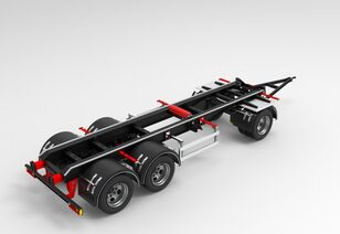 new NOVA ABROLL TRAILER CUSTOMIZE PRODUCTION container chassis trailer