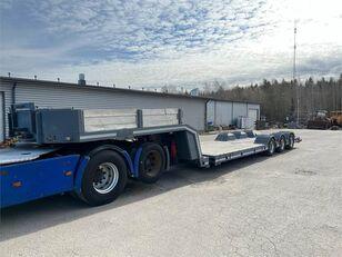 BROSHUIS SPT pokattu jatkolavetti low loader trailer