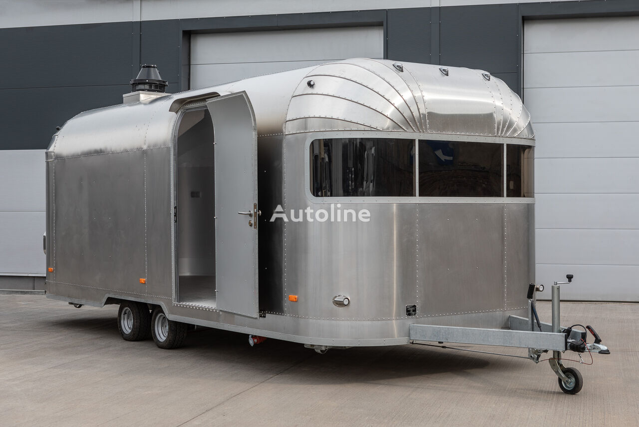 new AIRSTREAM Mirage IMBISS, Food Truck, Catering Trailer vending trailer