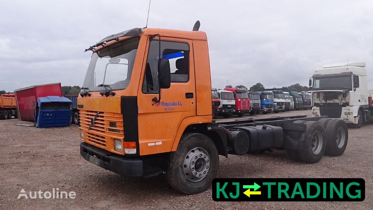 VOLVO FL10 chassis truck