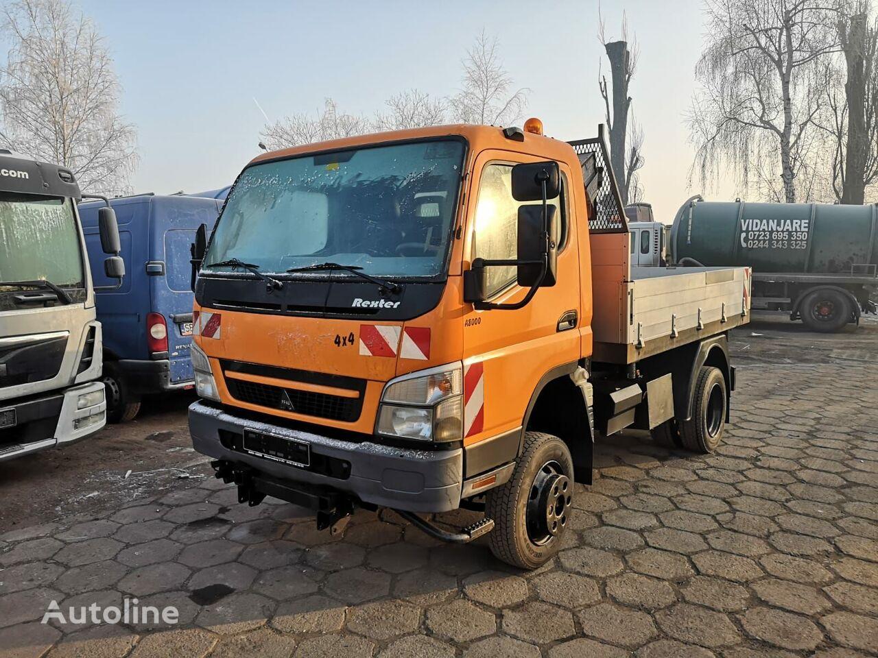 MITSUBISHI 4x4 dump truck