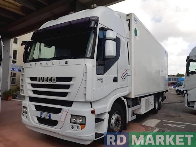 IVECO AS260S50 isothermal truck