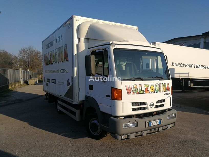 NISSAN ATLEON 56.13  ISOTERMICO + PEDANA 15 Q.LI - ATP IN  isothermal truck