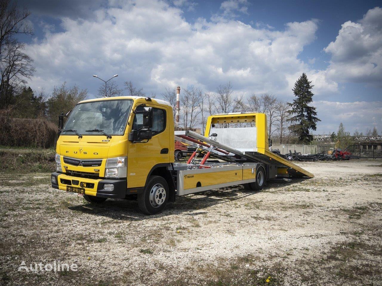 new MITSUBISHI FUSO CANTER 9C18 tow truck