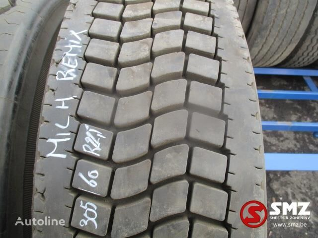 Michelin Occ band 305/60r22.5 Michelin remix truck tyre