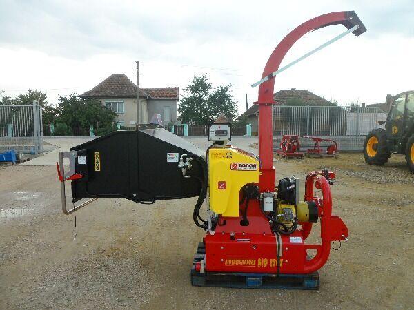 new Zanon BIO 150-T NOU wood chipper